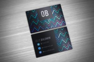 Portfolio for Design a personal branding package.
