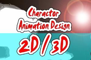 Portfolio for 2D / 3D Character Animation