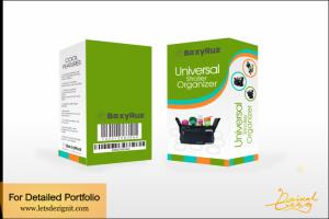 Portfolio for I will design Product label for you