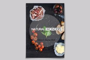 Natural Wonders: Book design