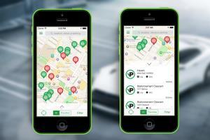 Portfolio for #3 Service - iOS GPS Location App