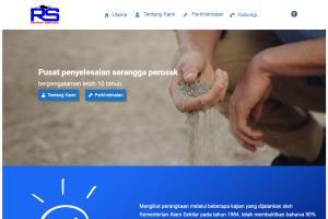 Portfolio for Website Landing Page WordPress HTML5