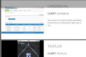 Portfolio for Software/App Development & Consultancy.