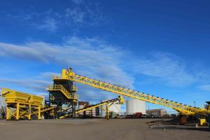 Portfolio for Heavy Machinery