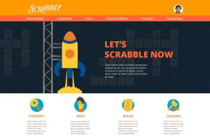 Portfolio for Home page/Landing Page Design