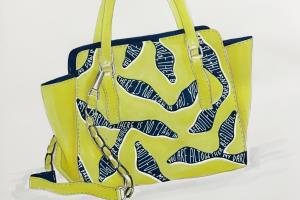Portfolio for Footwear, Bag and Accessories designer