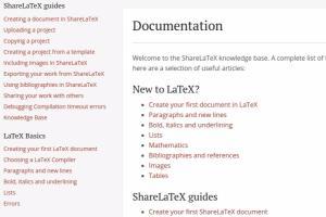 Portfolio for Technical Writer