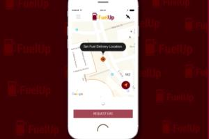 Fuelup - iOS Mobile App