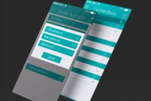 InslideOut - iOS app:event roster and a ticketing tool