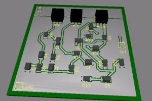 Portfolio for PCB & Analog Design
