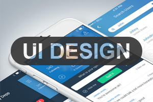 Portfolio for User Interface Designer