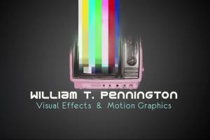 Portfolio for Motion Designer / Animator