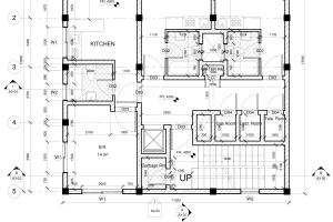 Residential Building  Working Set