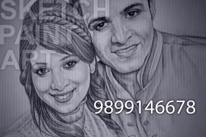 Portfolio for DELHI PENCIL SKETCH PORTRAIT ARTIST...KA