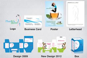 Portfolio for Graphic Designer & front-end Designer