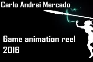 Portfolio for 3D and 2D game animatior