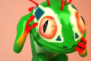 Portfolio for 3D modeling