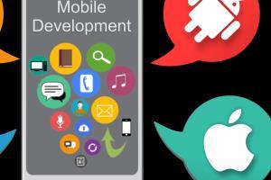 Portfolio for iPhone Application Development