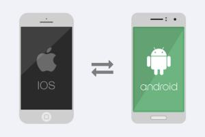 Portfolio for Android and iOS Application development