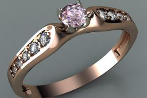 Portfolio for 3d Jewelry Design
