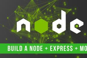Portfolio for Node.js