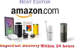 Portfolio for Amazon Product Photo Editing