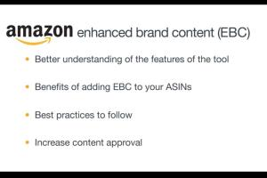 Portfolio for Amazon Enhanced Brand Content EBC A+