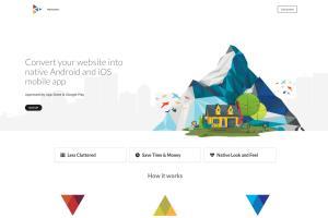 Portfolio for Cross platform mobile app development