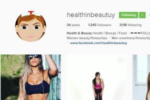 Portfolio for Instagram