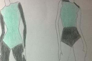 Portfolio for Design clothes