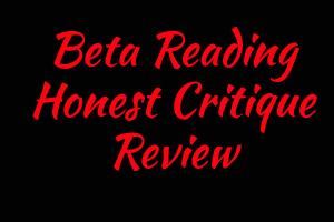 Portfolio for Beta Reader/ Reviewer