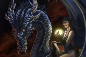 Portfolio for Fantasy/Sci-Fi Illustration
