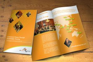 Portfolio for Bio-Fold Brochure