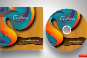 Portfolio for CD/DVD Design