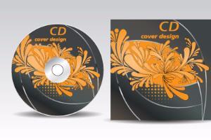 Portfolio for CD/DVD Cover
