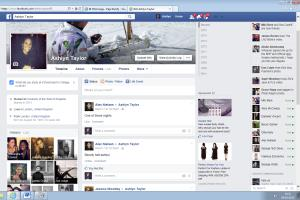 Portfolio for Facebook Design