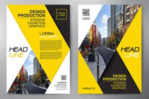 Portfolio for Single Sided Flyer Design