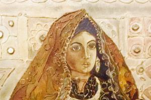 Portfolio for Oil painting artist