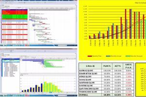 Portfolio for Primavera P6|MS Project Scheduler