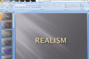 Portfolio for PowerPoint Expert