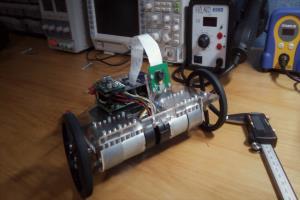 Lab Rat Telepresence Robot