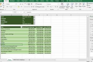 Portfolio for Microsoft Excel Expert