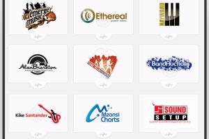 Portfolio for Music Logo