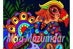 Portfolio for pencil art vector illustration recreate