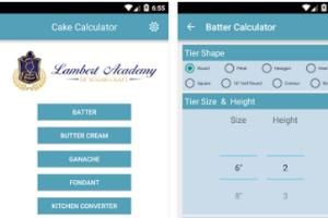 Portfolio for Android Application Development