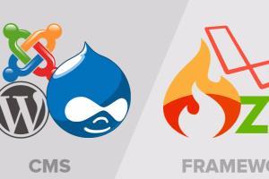 Portfolio for CMS & Framework Web Development