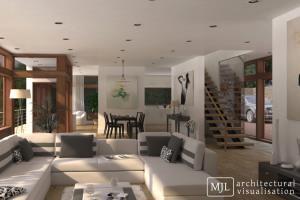 Portfolio for 3D Architectural & Product Visualiser