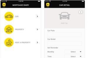 Loans(Property,Car) App
