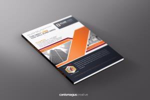 Portfolio for Corporate Brochure/Product catalog