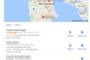 Portfolio for San Francisco SEO Services